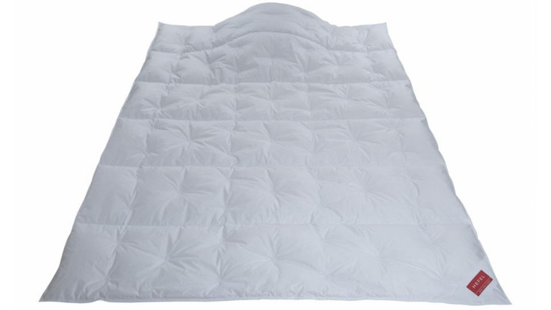 Down Duvet Silver - All Year