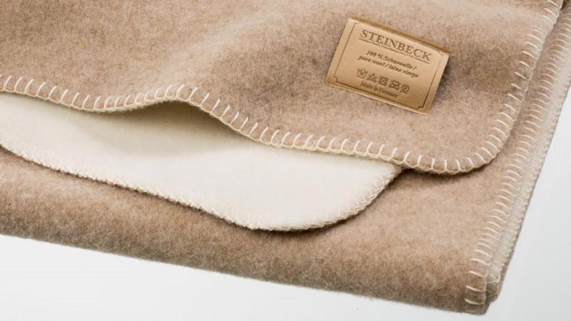 Blanket Caramel